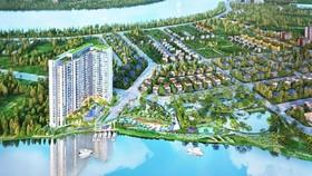 Thạnh Mỹ Lợi Q.2 được nhà đầu tư chú ý với quy hoạch bài bản, vị trí kế cận cảng Cát Lái, hứa hẹn thu hút nhiều doanh nghiệp.