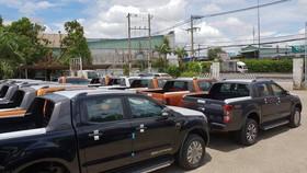 Phí trước bạ xe bán tải sắp tăng gấp 3 lần