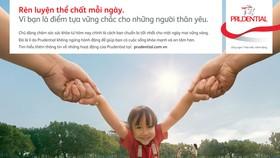 Prudential định vị thương hiệu mới tại Việt Nam