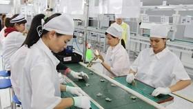 Hàn Quốc đang là quốc gia đứng đầu về vốn đầu tư trực tiếp (FDI) tại Việt Nam. (Ảnh: TTXVN)