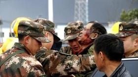 Nổ nhà máy ở Trung Quốc khiến 47 người thiệt mạng