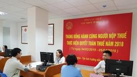 Quy mô thu ngân sách của Việt Nam hiện đã ở mức cao và khó có thể gia tăng thêm. (Ảnh: CTV/Vietnam+)