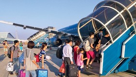 Hàng không tăng cường hàng ngàn chuyến bay dịp lễ 30-4 và 1-5
