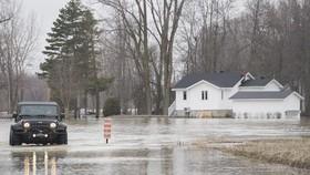 Lũ lụt tại Canada. (Nguồn: nationalobserver.com)