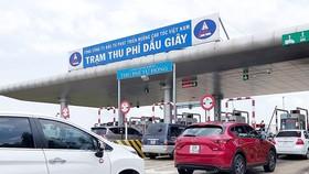 Trạm thu phí T2 trên QL14, đoạn qua huyện Bù Đăng, tỉnh Bình Phước