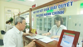 Chỉ số hài lòng sự phục vụ của cơ quan nhà nước đạt 82,99%