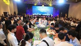Dự án Long Thành Central thu hút sự quan tâm của hàng trăm khách hàng