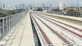 Tuyến metro số 1 Bến Thành - Suối Tiên