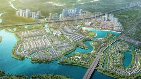 """Ra mắt """"thành phố thông minh - công viên"""" Vinhomes Grand Park"""