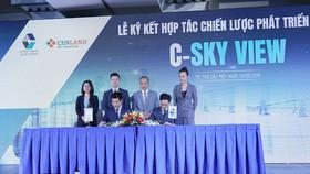 CenLand đơn vị phát triển kinh doanh dự án C-Sky View