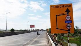 Phân luồng xe tải hạng nặng nhằm đảm bảo tính mạng người dân