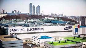 Nhà máy bán dẫn của Samsung Electronic tại HWASEONG, Hàn Quốc.