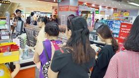 Bùng nổ đi chợ không tiền mặt tại Việt Nam