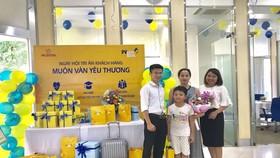 Sự hợp tác giữa PVcomBank và Prudential đã mang đến cho khách hàng những sản phẩm tài chính toàn diện và trải nghiệm dịch vụ thân thiện, chuyên nghiệp