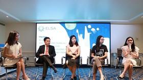Các nhà sáng lập khởi nghiệp công nghệ ELSA tự tin trước những thành công của mình