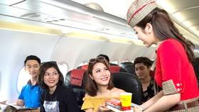 Vietjet khuyến mãi vé bay dịp Tết chỉ từ 2.000 đồng