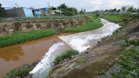 Giải quyết tình trạng ô nhiễm kênh Ba Bò