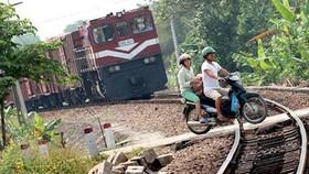 2.500 tỷ đồng xóa lối đi tự mở qua đường sắt