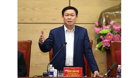 Phó Thủ tướng Vương Đình Huệ. Ảnh: VGP/Thành Chung