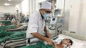 Sức khỏe của bệnh nhân dần ổn định