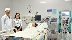 Bệnh nhi viêm cơ tim cấp được cứu sống nhờ kỹ thuật ECMO – TUẤN QUANG