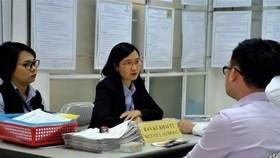 Phỏng vấn tuyển dụng lao động. (Nguồn: Vietnam+)