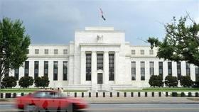 Trụ sở Cục dự trữ Liên bang Mỹ (Fed) tại Washington DC. (Nguồn: AFP/TTXVN)