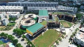 Năm 2019 Tập đoàn Bất động sản Đại Phúc đầu tư 2.000 tỷ cho các hạng mục tiện ích, trong ảnh là trường Quốc tế Song ngữ Emasi