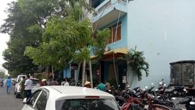 Khách sạn nơi đã xảy ra vụ việc