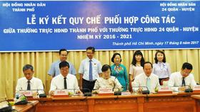 HĐND TPHCM và 24 quận huyện phối hợp giám sát ô nhiễm, quy hoạch