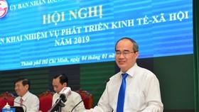 Bí thư Thành ủy TPHCM Nguyễn Thiện Nhân: Có sáng tạo mới có thu nhập tăng thêm