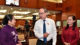 Bí thư Thành ủy TPHCM Nguyễn Thiện Nhân: Lập mới khu công nghiệp cho doanh nghiệp công nghệ cao