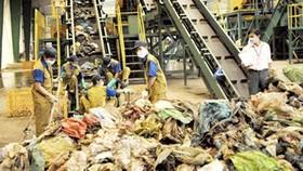 Tháng 10, Hà Nội khởi công nhà máy xử lý rác công suất 4.000 tấn/ngày