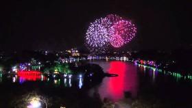 Hà Nội tổ chức 30 điểm bắn pháo hoa đêm giao thừa Mậu Tuất  