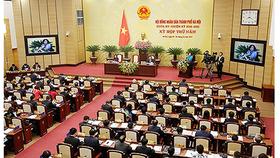 """""""Hỏi nhanh đáp gọn"""" tại kỳ họp thứ 6 của HĐND TP Hà Nội khóa XV  """