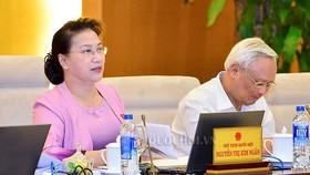 Chủ tịch Quốc hội góp ý về dự án Luật PCTN sửa đổi
