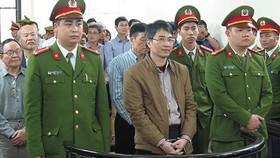 Bị cáo Giang Kim Đạt đã phải nhận án tử hình vì tội tham ô hàng trăm tỷ đồng