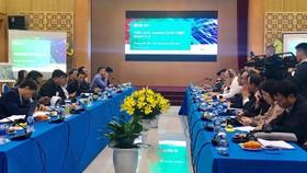 Quang cảnh hội nghị giới thiệu mô hình Trung tâm Đổi mới sáng tạo Quốc gia