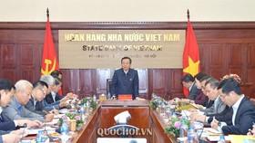 Phó Chủ tịch Phùng Quốc Hiển chủ trì buổi làm việc