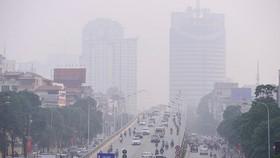 Lượng phương tiện cơ giới tham gia giao thông gia tăng được coi là nguyên nhân quan trọng gây ô nhiễm không khí