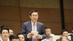Phó Thủ tướng Vương Đình Huệ giải trình về giá điện - vấn đề nhiều đại biểu quan tâm