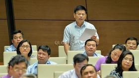 """""""Xử lý nhà 8B Lê Trực và chung cư HH Linh Đàm là trách nhiệm của thành phố Hà Nội"""""""