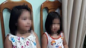 """Giải cứu 2 bé gái nghi bị """"bắt cóc"""" đòi 50 ngàn USD tiền chuộc"""