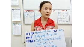 Người phụ nữ đánh thuốc mê lấy tài sản khách ở bến xe miền Đông