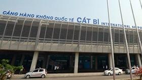 Cắt giảm chuyến bay đến sân bay Cát Bi