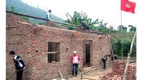 Chương trình hỗ trợ nhà ở cho các hộ nghèo khu vực nông thôn chỉ đạt khoảng 18% kế hoạch