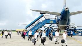 8 tháng đầu năm 2018, các hãng hàng không trong nước vận chuyển hơn 33,7 triệu khách