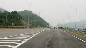 Đường kết nối với cao tốc Nội Bài- Lào Cai vừa hoàn thành qua nút giao IC11