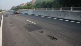 Tiếp tục phải bù lún cho cao tốc Đà Nẵng- Quảng Ngãi