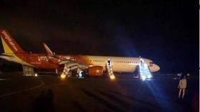Bắt đầu giải mã hộp đen máy bay gặp sự cố hạ cánh tại sân bay Buôn Ma Thuột